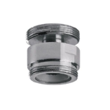 Chrome Male Tap Spout Aerator Swivel Adapter - 62003276